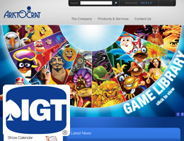 Australian Gambling Group Aristocrat Settles Lawsuit with IGT